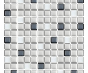 S 082 Solid Glass Mosaic